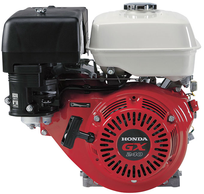 Двигатель Honda GX 240