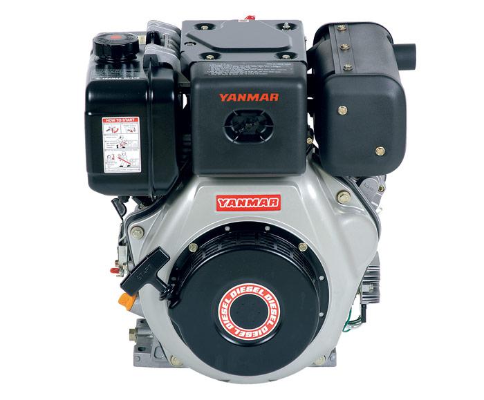 Двигатель  Yanmar L 100